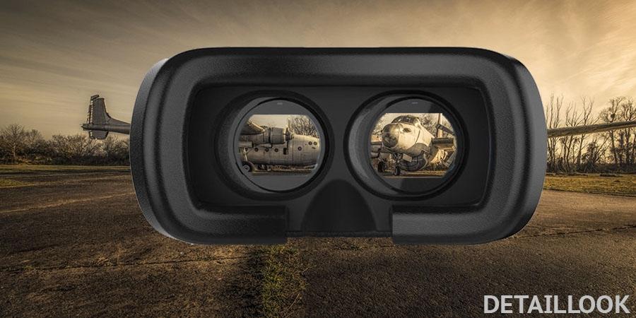 Виртуальная реальность. Как было, как стало