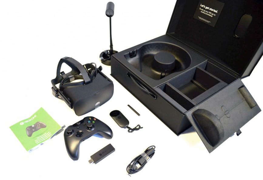 Newegg Oculus Rift Touch Virtual Reality System Promo