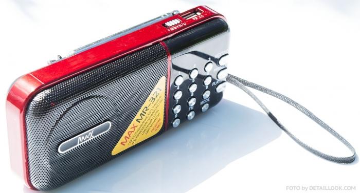 MAX MR – 321 обзор радиоприемника