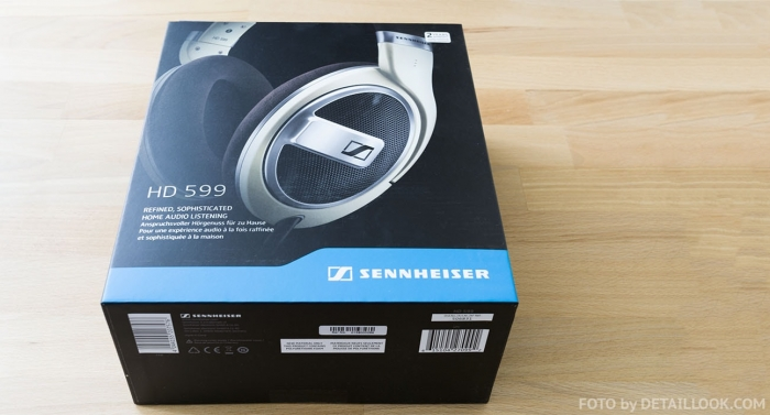 Sennheiser HD599 обзор наушников