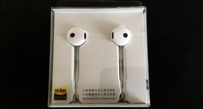 Наушники Xiaomi Mi Dual Driver Earphones. Технические характеристики, звучание