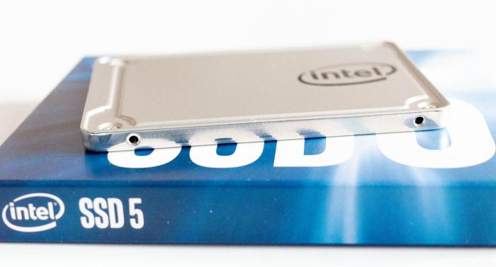 SSD-накопитель INTEL 545s: наше впечатление