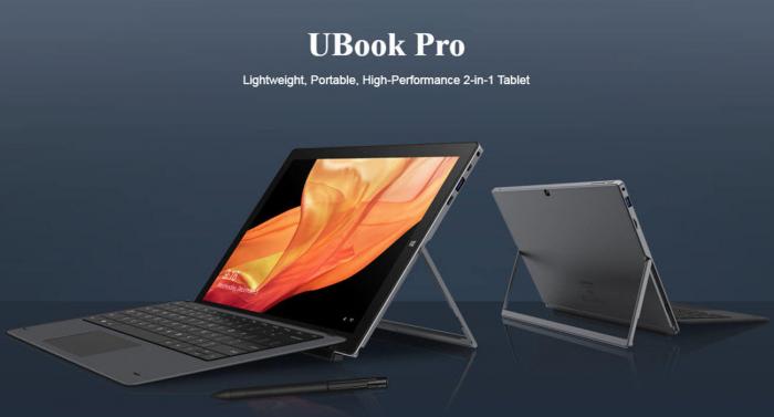 Новый планшет 2 в 1 Chuwi UBook Pro