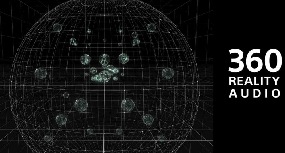 360 Reality Audio — новая технология объемного звука от Sony
