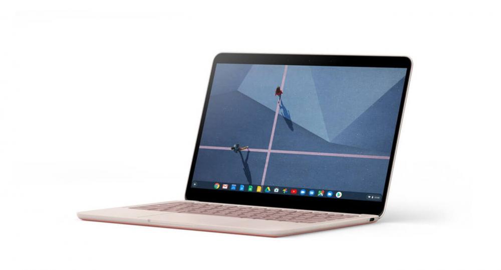 Pixelbook Go - новый ноутбук от Google
