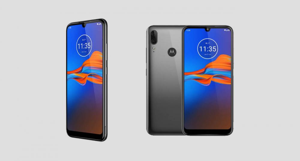 Новинка от Motorola - Moto E6 Plus