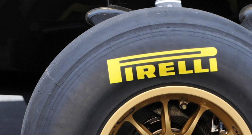 Умная автомобильная шина от  Pirelli с поддержкой 5G
