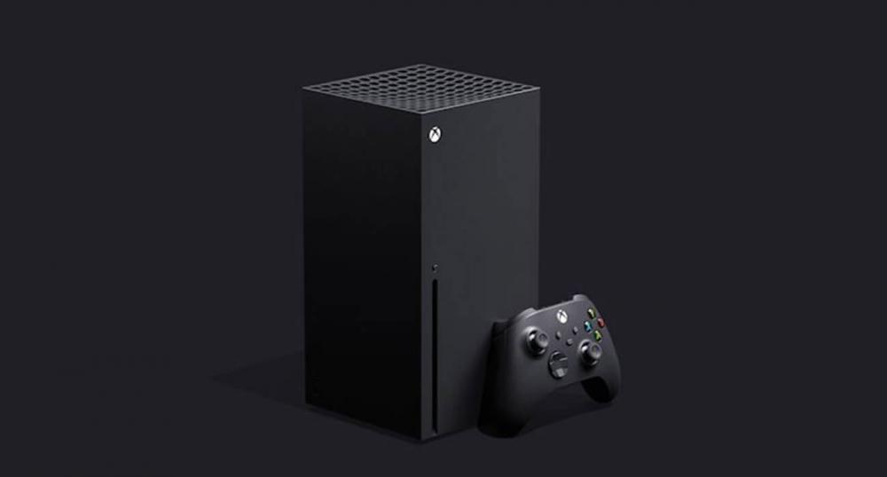 Microsoft представила новую консоль Xbox Series X