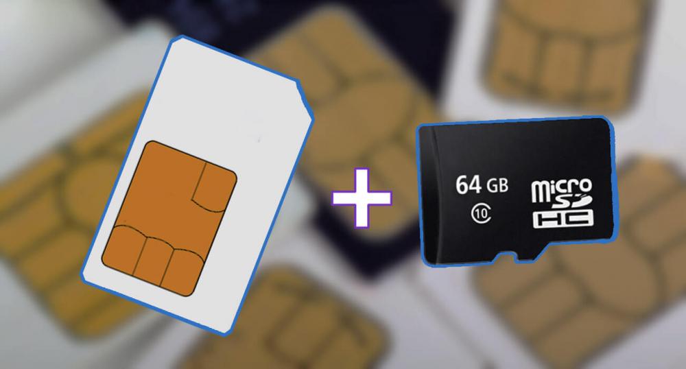 В Китае стартовали продажи сим - карты Super SIM со встроенной памятью