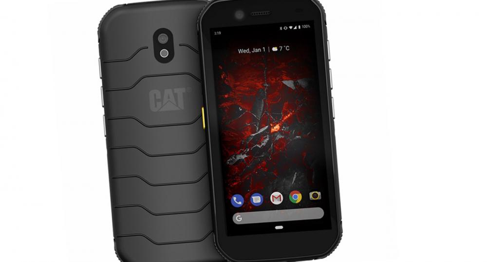 Cat S32 анонсирована модель защищенного смартфона