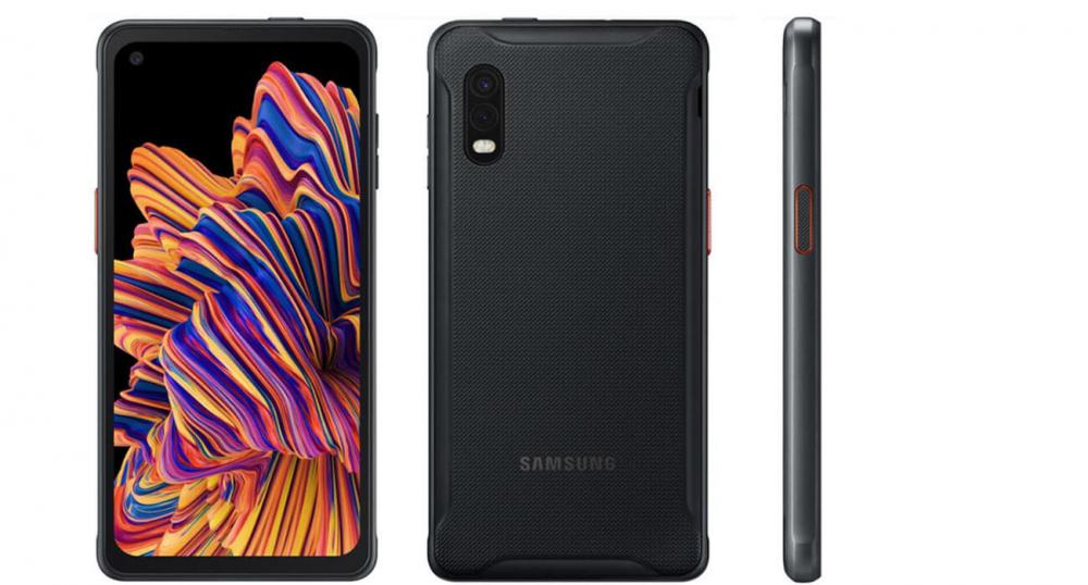 Galaxy XCover Pro - новый защищенный смартфон от Samsung