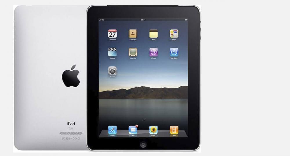 Первому планшету iPad от Apple исполнилось 10 лет