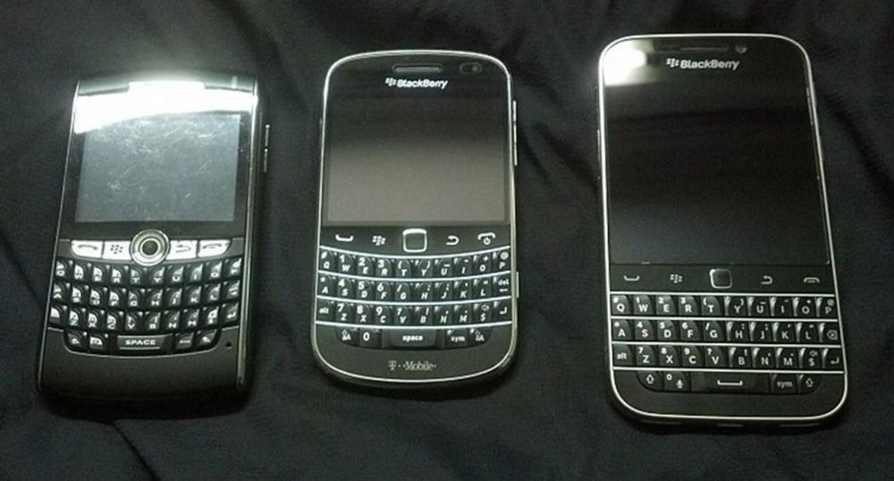 Выпуск смартфонов под брендом BlackBerry будет прекращен