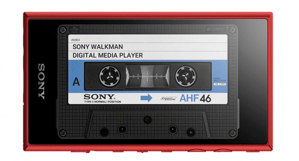 Юбилейная версия плеера Walkman от Sony