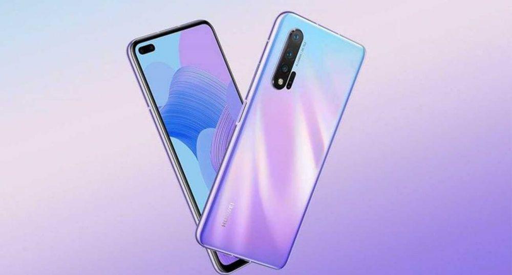 Huawei выпустит специальную версию Nova 6 5G приуроченную к 14 февраля