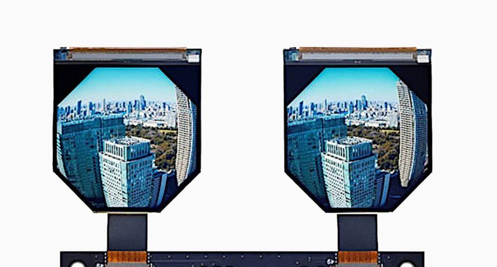 JDI начнет выпуск дисплеев с плотностью более 1000 PPI для VR
