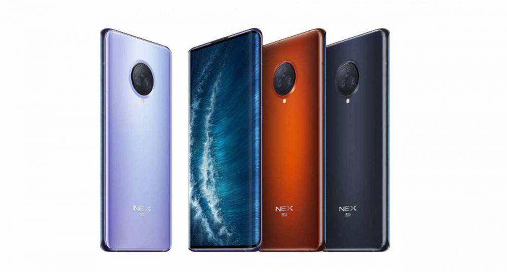 Новый смартфон от Vivo - NEX 3S 5G