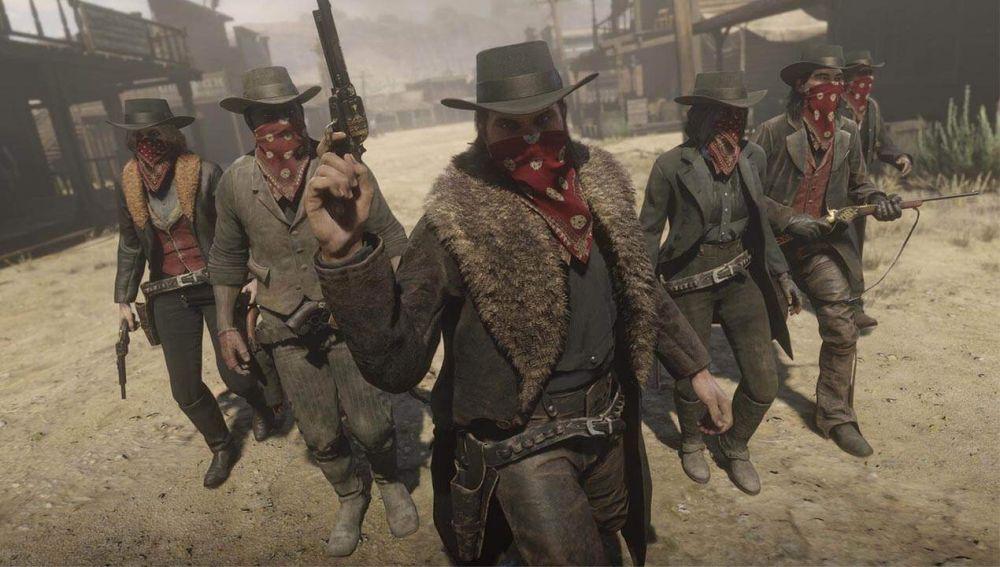Red Dead Online вышла в качестве отдельной игры